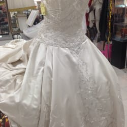 Quality thrift store 37 reviews antiques montclair for Thrift store wedding dress