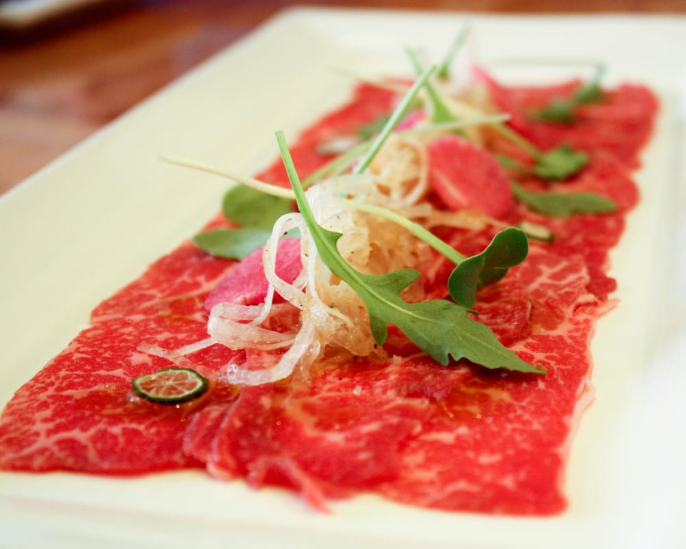 ... carpaccio published november 6 2012 at carpaccio 1 a beef carpaccio