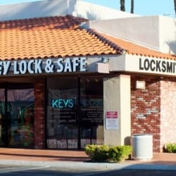 Cathedral city lock and safe