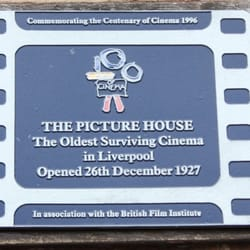 Woolton Picture House, opened in 1927
