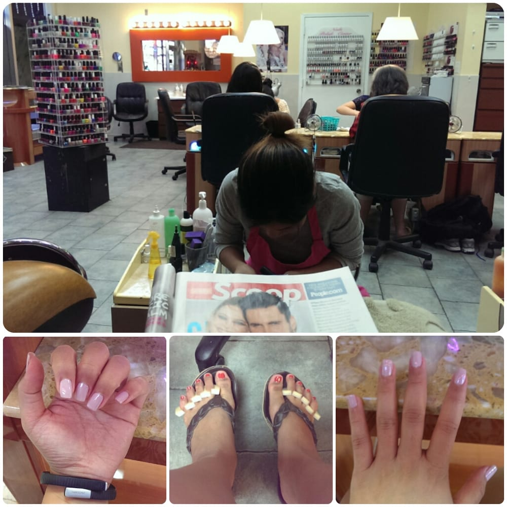 Four seasons nail nail salons philadelphia pa yelp for 4 seasons nail salon
