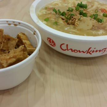 Chowking - Tukwila, WA, États-Unis. Lomi is great for rainy Seattle days. By the way it rains here a lot (best kept secret).