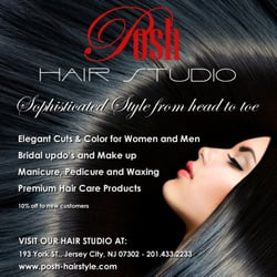 Posh Hair Salon - 10% off to new costumers  in any Hair Services! - Jersey City, NJ, Vereinigte Staaten