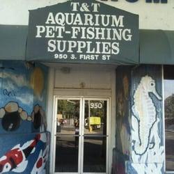 T T Marine Aquarium Koi Pond Aquarium Services