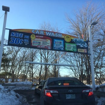 Nashua Car Wash Prices