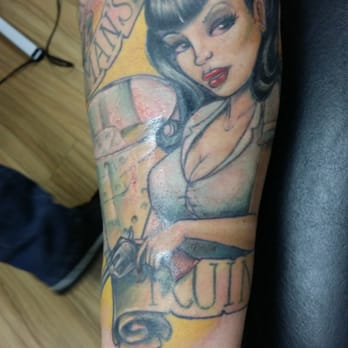 On the level tattoo tattoo 2166 n hamilton st spokane for Tattoo shops spokane valley