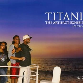 Titanic museum las vegas coupons