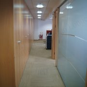 An office we recently (November 2013) provided our carpet cleaning service to.