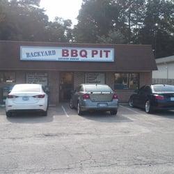 backyard bbq pit barbecue durham nc verenigde staten