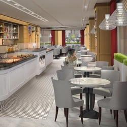 Innenansicht - Romanisches Café
