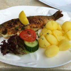 Fischrestaurant Lagune, Scharbeutz, Schleswig-Holstein