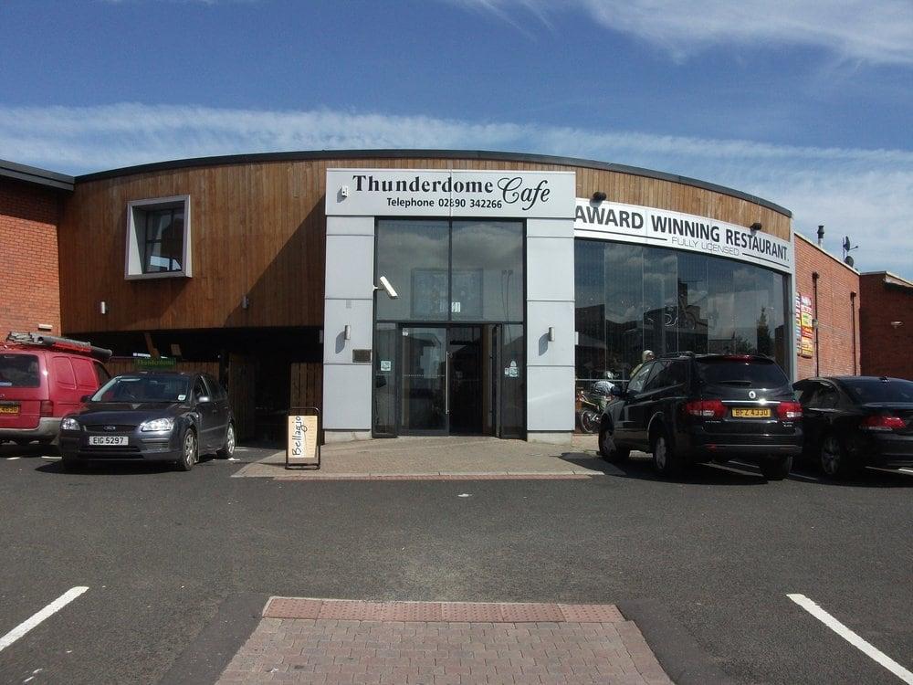 Newtownabbey United Kingdom  city photos gallery : Thunderdome Cafe Newtownabbey, United Kingdom
