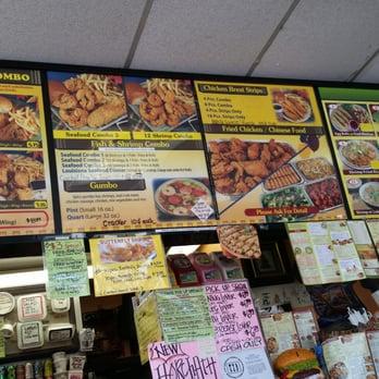 348s - Tottino's Pizza & Louisiana Gardena Ca