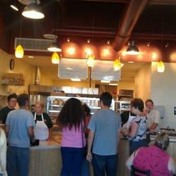House of Bread - first day and really busy - Prescott, AZ, Vereinigte Staaten