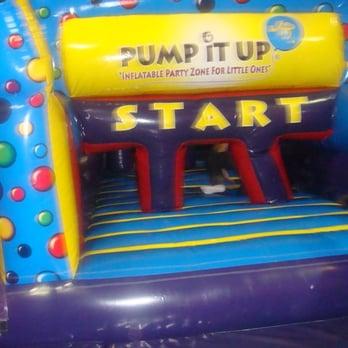 pump it up san jose party