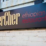 Chercher Ethiopian Restaurant & Mart - Signage - Washington, DC, Vereinigte Staaten