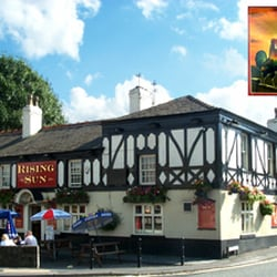 The Rising Sun, Stockport, Greater Manchester