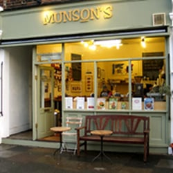 Munson's Coffee & Eats, London