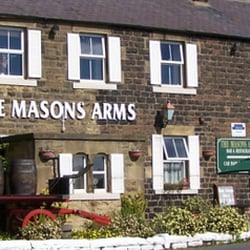 The Masons Arms, Alnwick, Northumberland