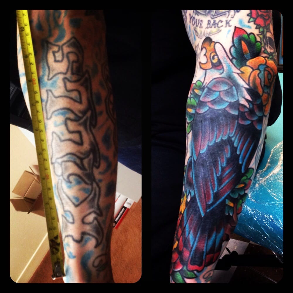 Electric panther tattoo tattoo san antonio tx for Tattoos san antonio tx