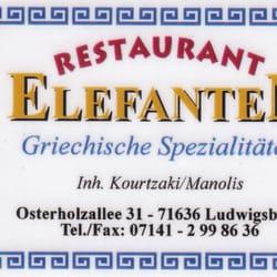 Elefanten, Ludwigsburg, Baden-Württemberg, Germany