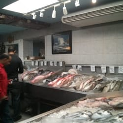 Astoria seafood you pick the fish and they 39 ll cook it for Fish market long island