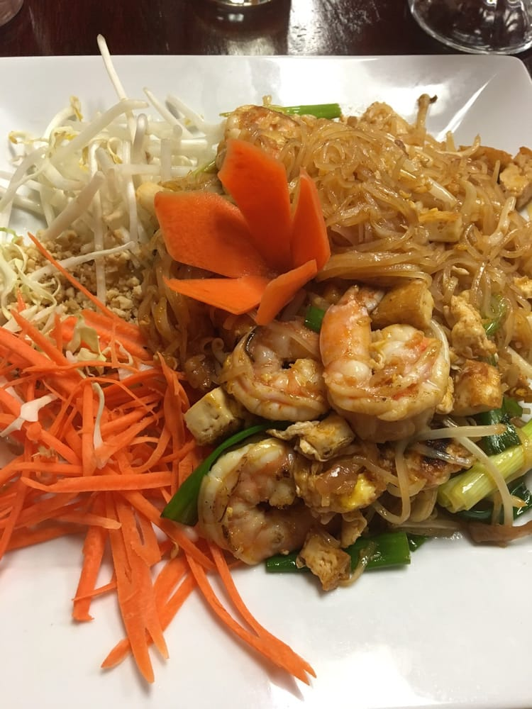 Shrimp pad thai yelp for Ano thai lao cuisine menu