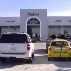fisher chrysler dodge jeep ram car dealers yuma az