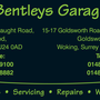 Bentleys Garage