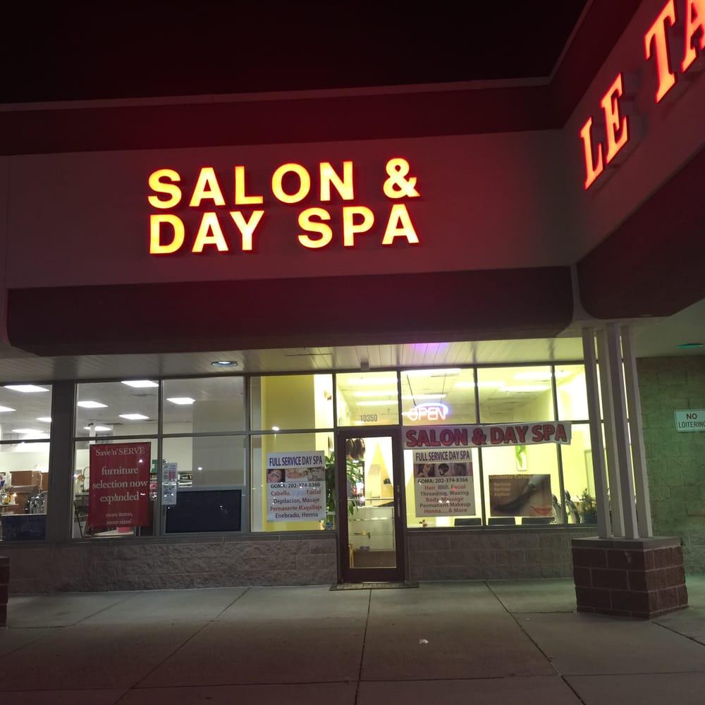 Salon And Day Spa Manassas Va