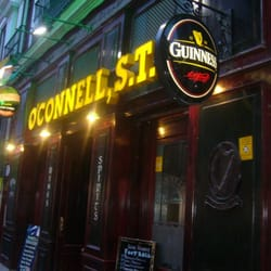 O'Connell, Madrid, Spain