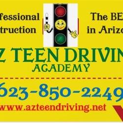az central teen driving