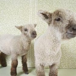 Ferme Pédagogique du Roy d'Espagne - Marseille, France. mouton agneau pascal brebis animal ferme campagne troupeau illustration pâques paques