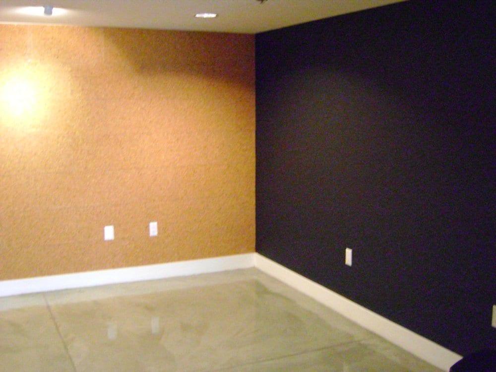 Latest Trends Cork Board Wall : ... , CA, United States. Corkboard wall and magnetic blackboard wall