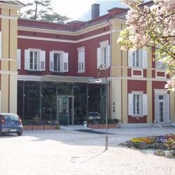 Hotel Villa Madruzzo Eingang
