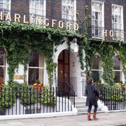 Harlingford Hotel, London