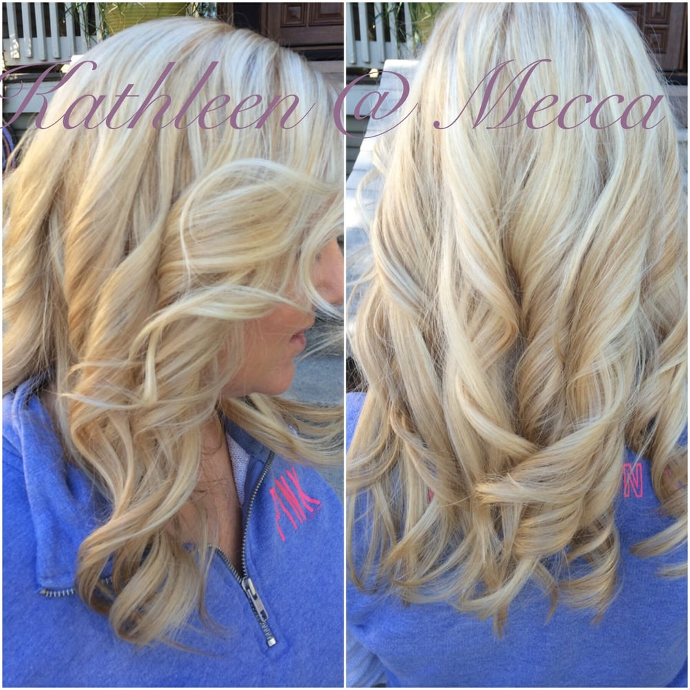 How To Add Lowlights To Bleached Hair Design Pictures to pin on ...