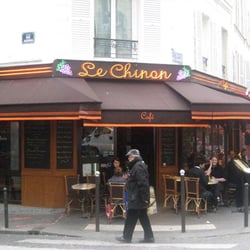 Le Chinon, Paris
