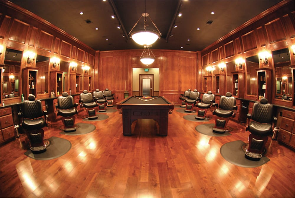 The boardroom salon for men 13 photos barbers for The barbershop a hair salon for men