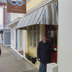 Brothers Brew Coffee Shop - Scruffy person needs coffee - Rockport, MA, Vereinigte Staaten