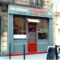 Le Sawadi, Clichy, Hauts-de-Seine, France
