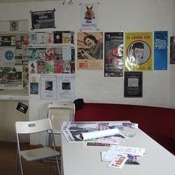 Eingangsbereich mit Sitzecke