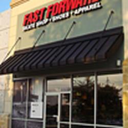 Fast Forward logo