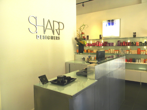 Sharp designers hair salon hair salons yelp for Abaka salon coral gables