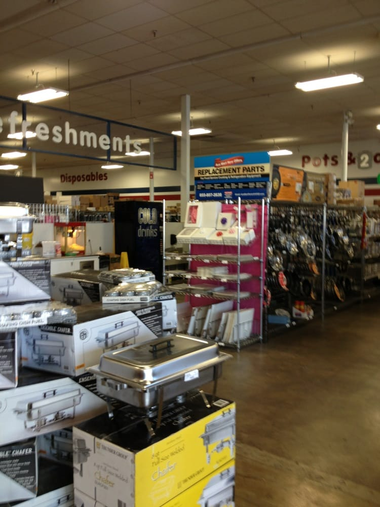 Restaurant supply wholesale
