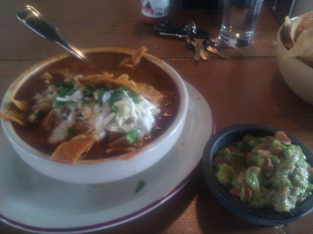Sopa De Tortilla Y Guacamole Yelp