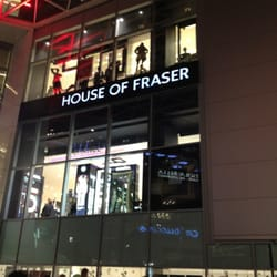 House of Fraser, London