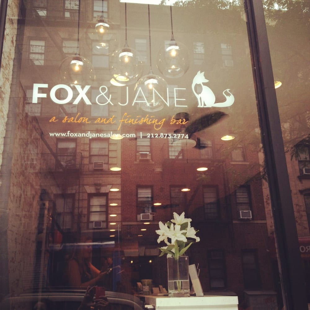 Fox jane salon east village 307 photos hairdressers for 1662 salon east reviews