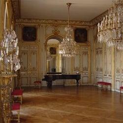 Hôtel de la Rochefoucauld-Doudeauville - Ambassade d'Italie - Paris, Val-de-Marne, France. Salle de dances