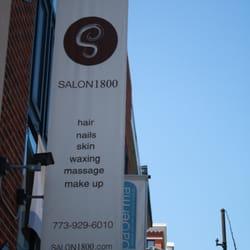 Salon 1800 lincoln park chicago il united states yelp for 1800 salon chicago